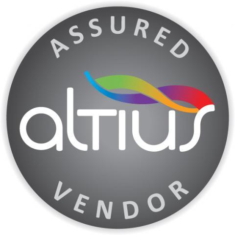 Award - Altius Assured Vendor