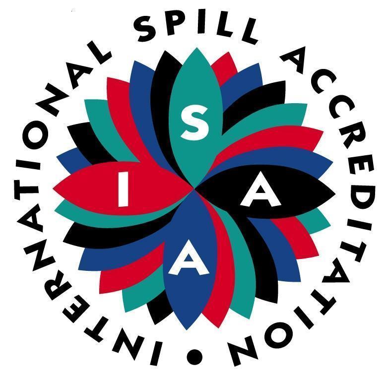 Award - International Spill Accreditation